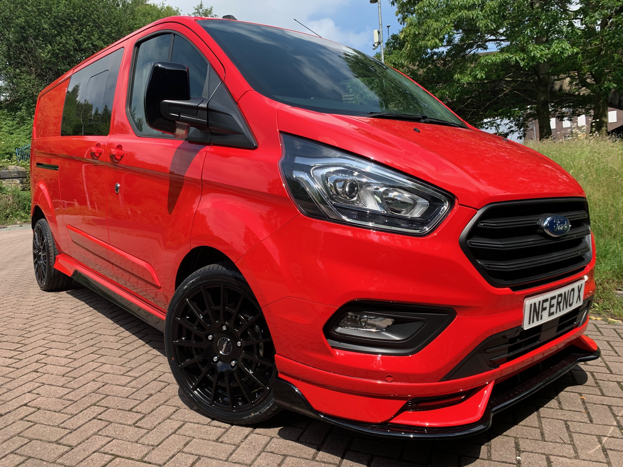 IMG_5695.jpg - Inferno X 320 L2 Double Cab In Van 2.0tdci 130 Limited