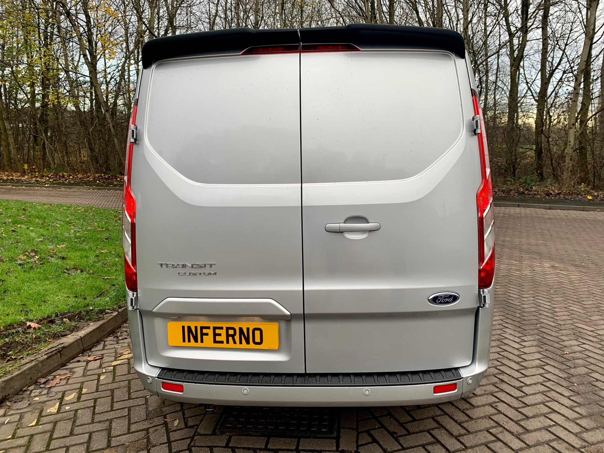 IMG_8182.jpg - 300 L1 DIESEL FWD 2.0 EcoBlue 170ps Low Roof Limited Van Auto Inferno